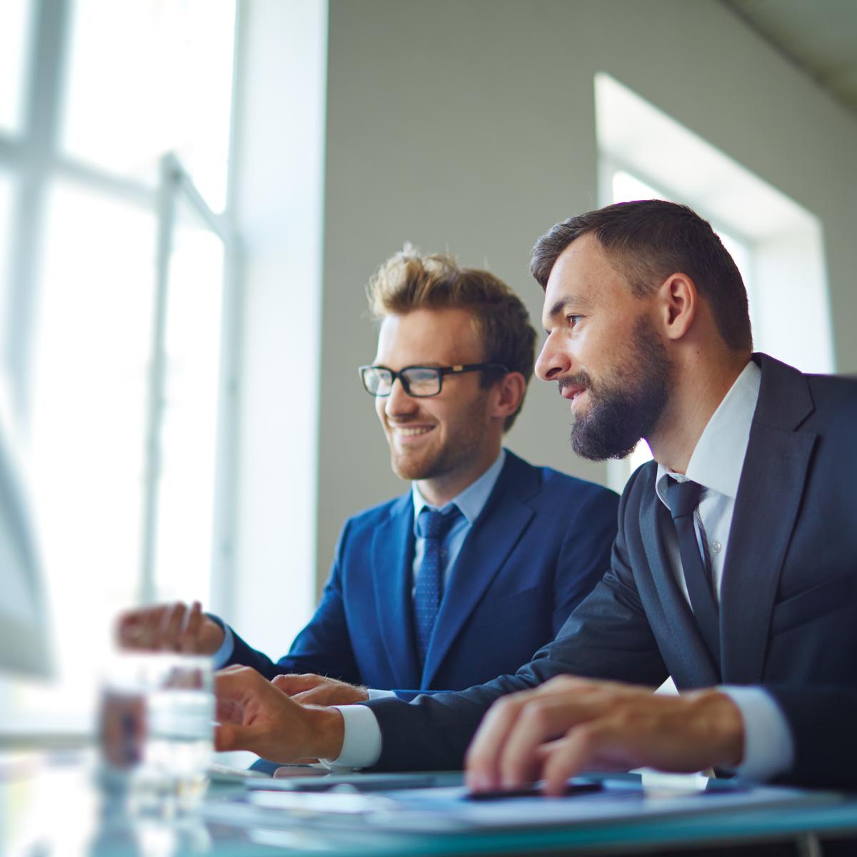 Hoe gebruiken bedrijven in de financiële sector hun CMS?