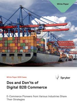 Pioniers op het gebied van e-commerce uit verschillende branches delen hun strategieën
