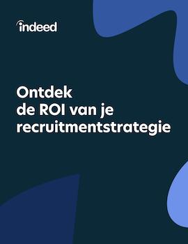 Ontdek de ROI van je recruitmentstrategie