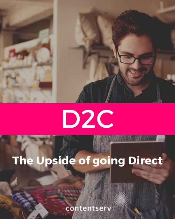 D2C: het voordeel van directe verkoop