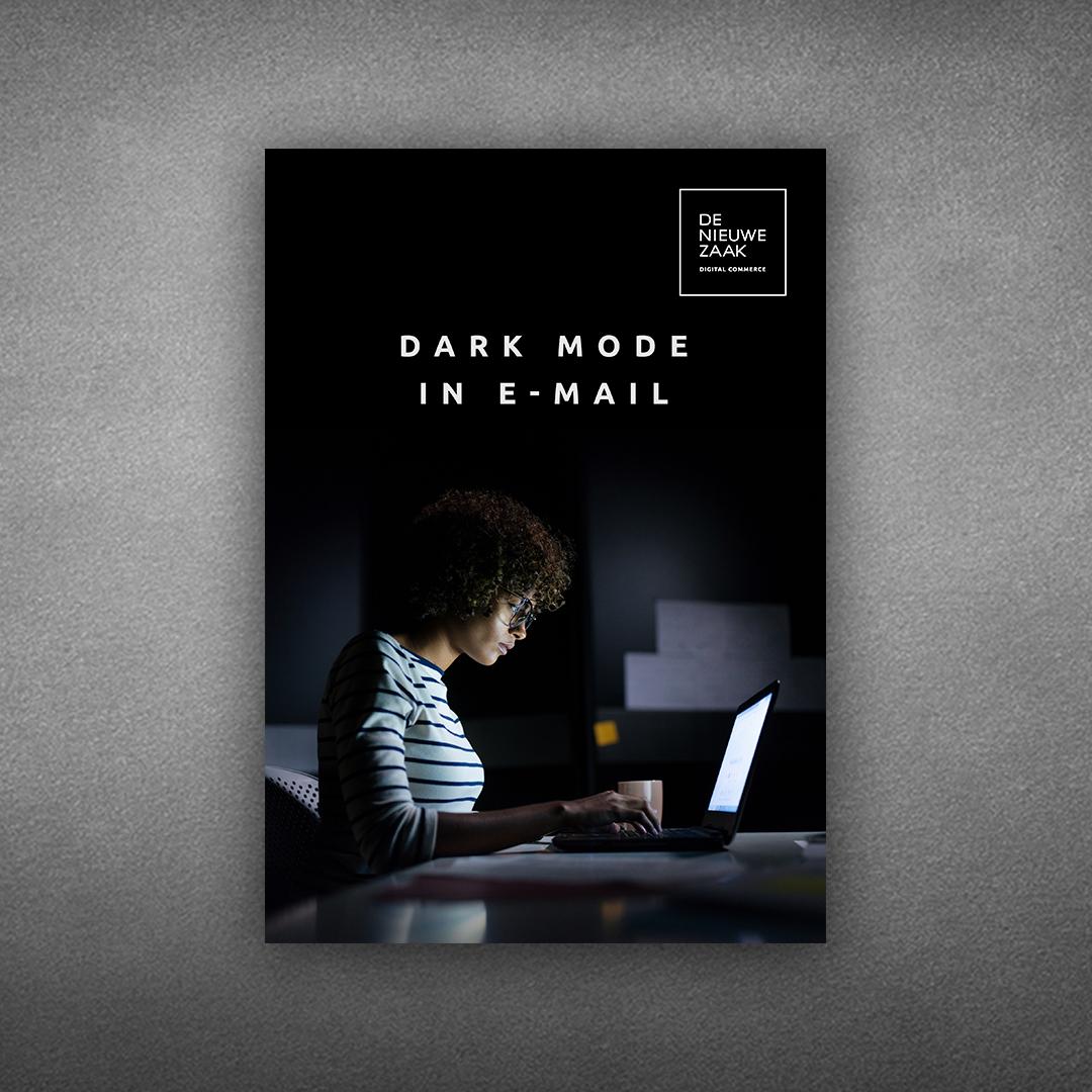 Come to the dark side met Dark Mode