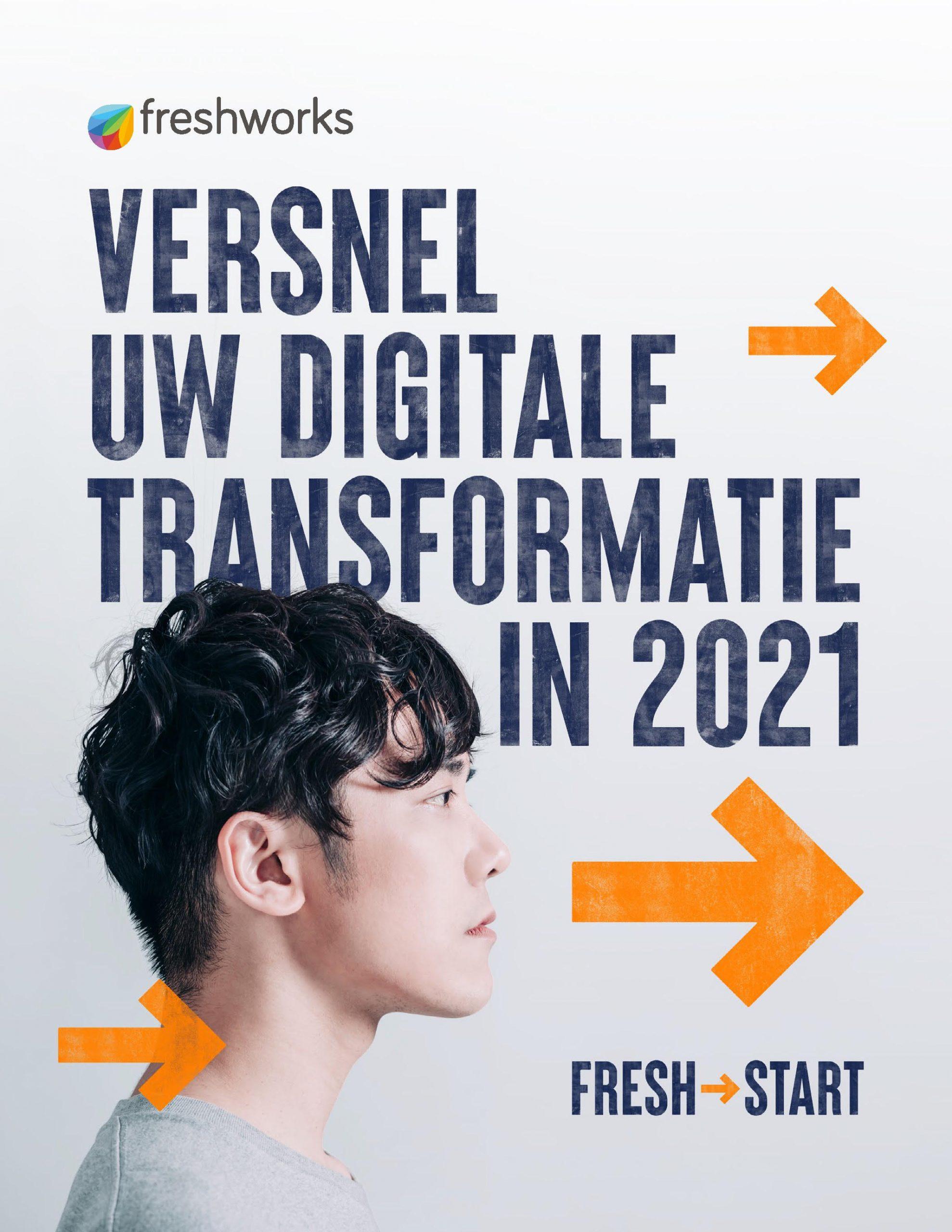 Dit jaar nog digitaal transformeren