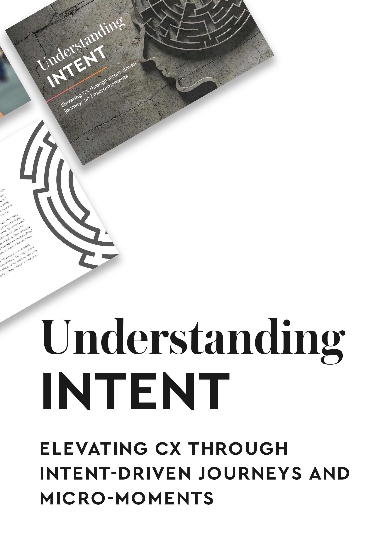 De CX verbeteren met intent-driven marketing